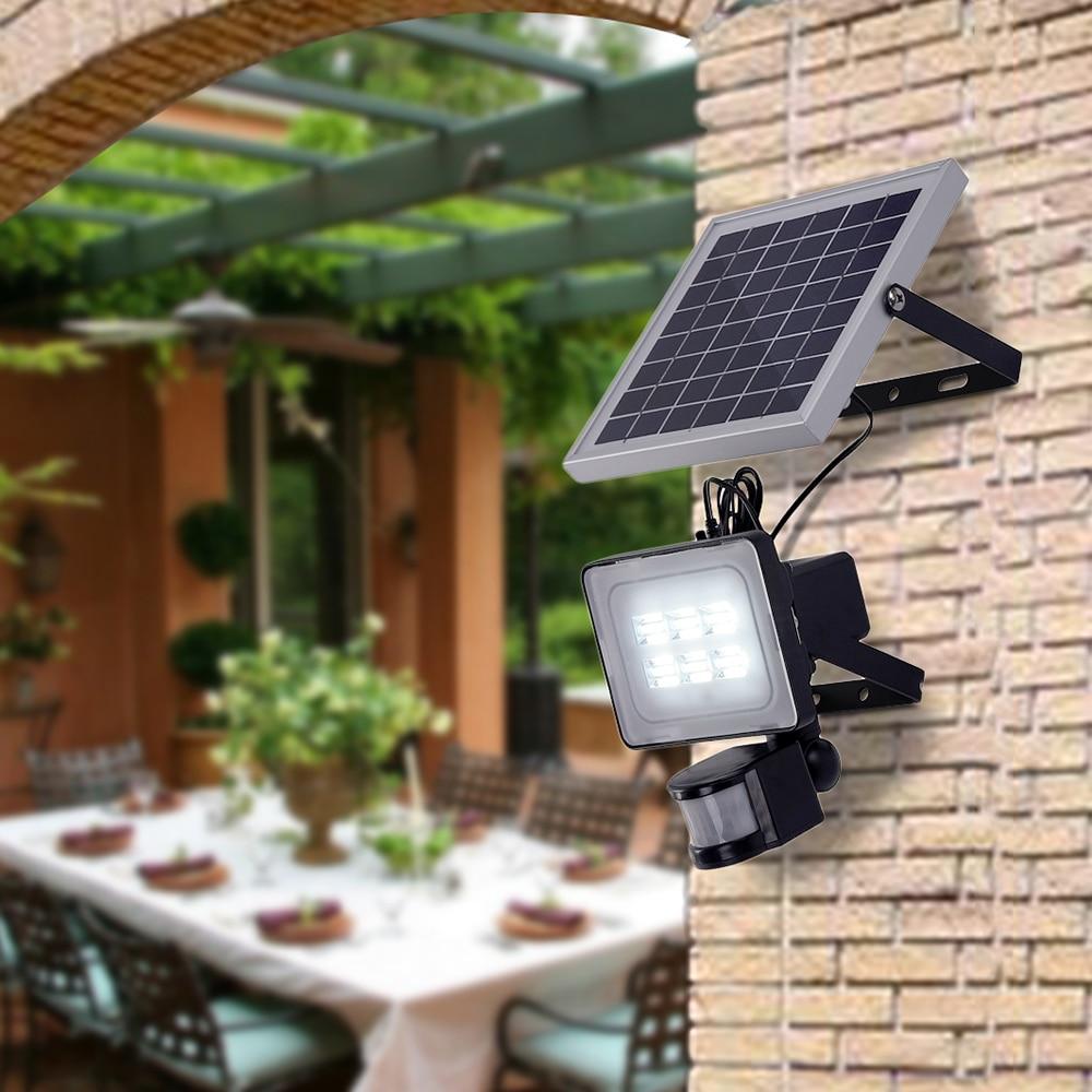 aliexpress com buy new 4pcs 10w solar outdoor lamp 12v 24v