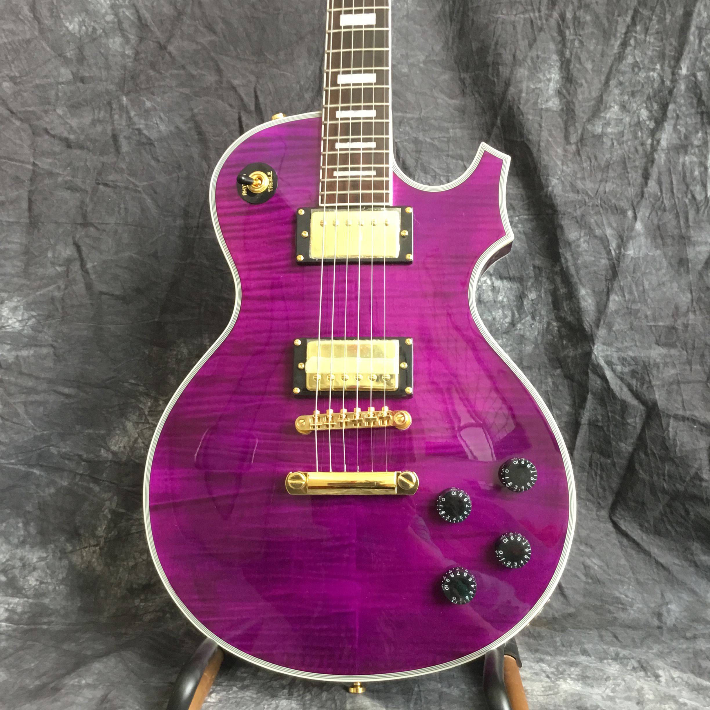 suneye 2019 The Collector's Choice 1959 Paul Custom Shop Purple Electric Guitar Freeshipping With Hardcase In stock