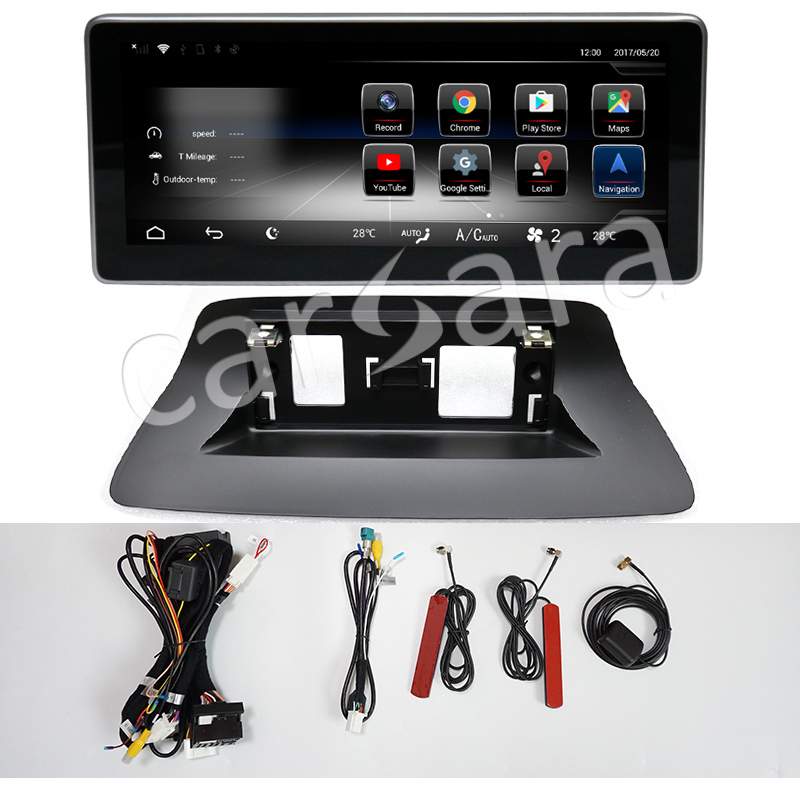 2G-RAM-10-25-Android-Navigation-display-for-Mercedes-CLS-Class-W218-2012-2013-touch-screen5