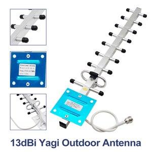 Image 5 - תצוגת LCD DCS 1800 lte נייד איתותים משחזר 1800 Mhz מגבר אות טלפון נייד 2 גרם 4 גרם משחזר מגבר