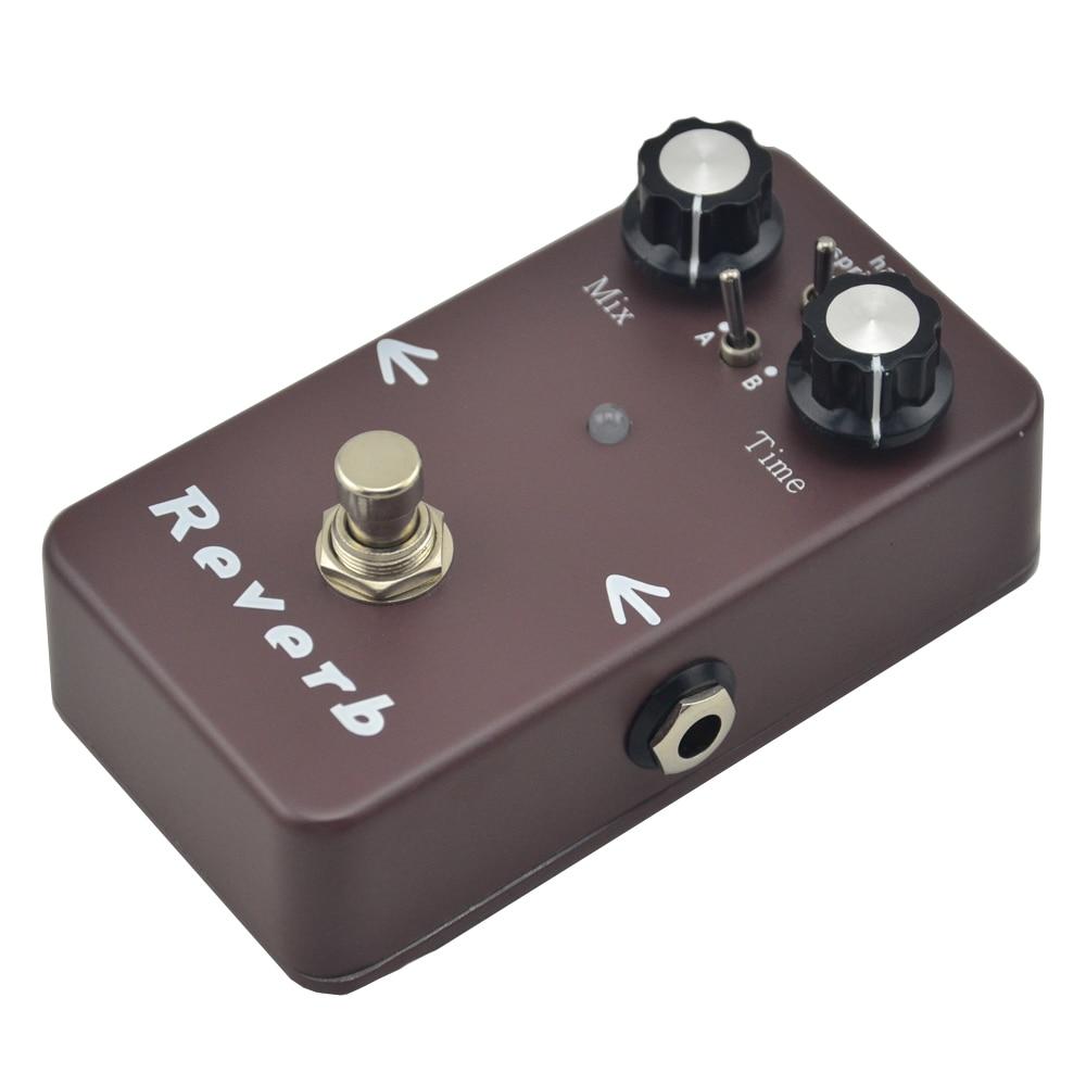 Reverbeffecten Pedaal Pedaalpedalen met elektrische gitaar Hall - Muziekinstrumenten - Foto 2
