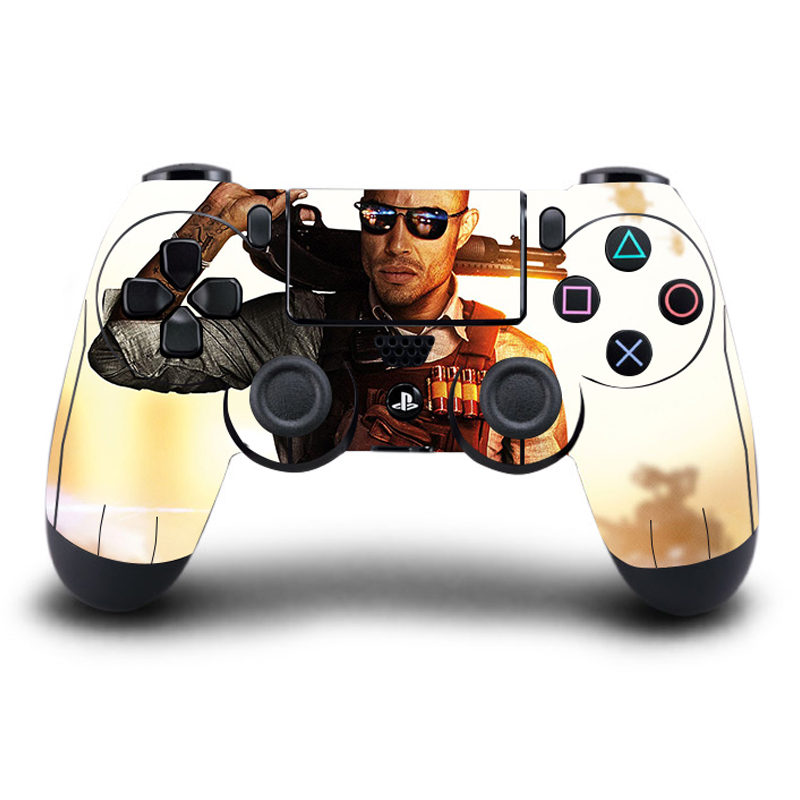 Game PS4 Skin Accessory Call of Duty Protective PS4 Sticker Full Coverage for Sony PlayStation 4 Wireless Controller Accessory