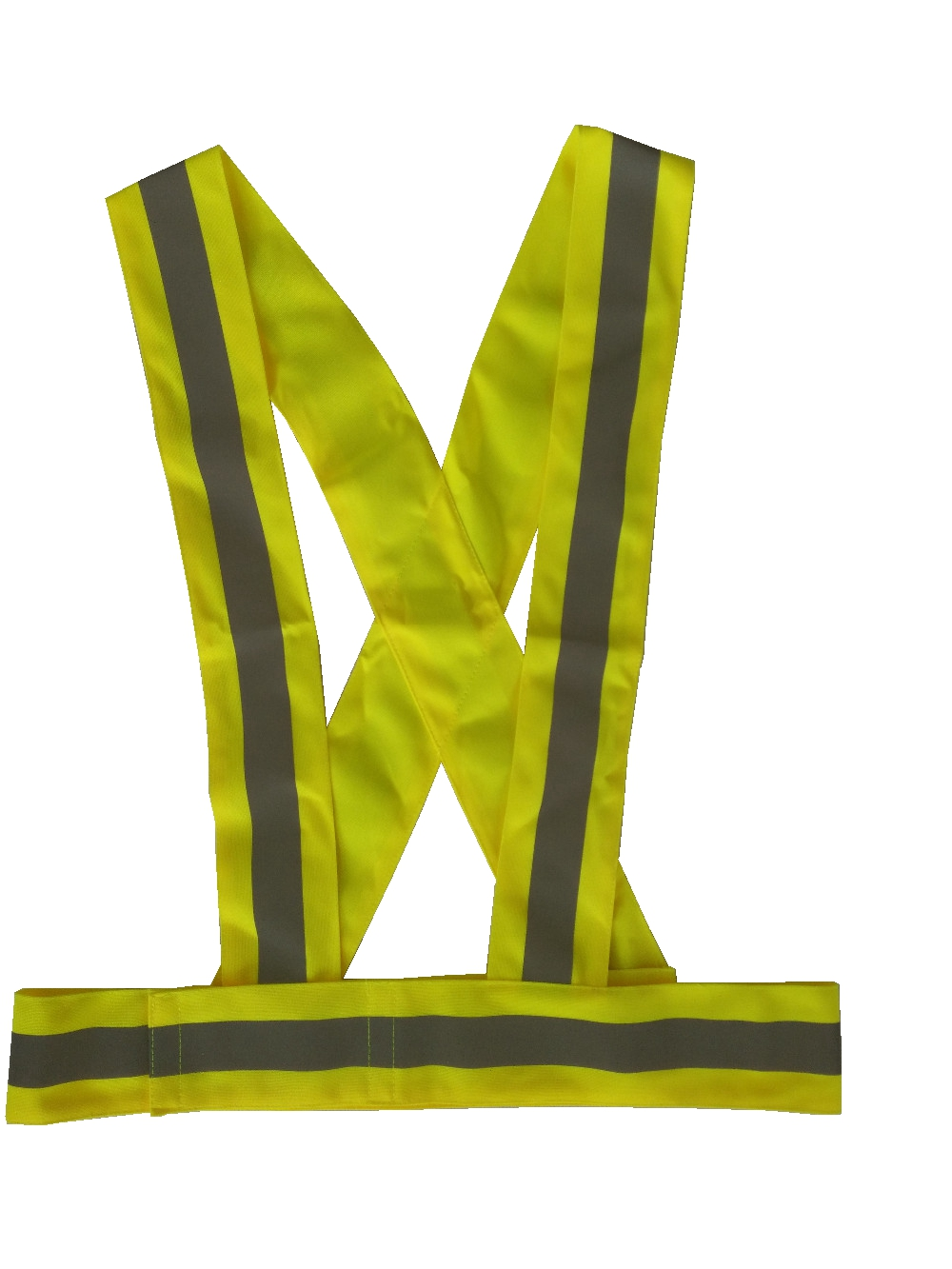 Reflective Belt 360 Degrees High Visibility Safety Vest For Running Cycling Sports Outdoor Clothes