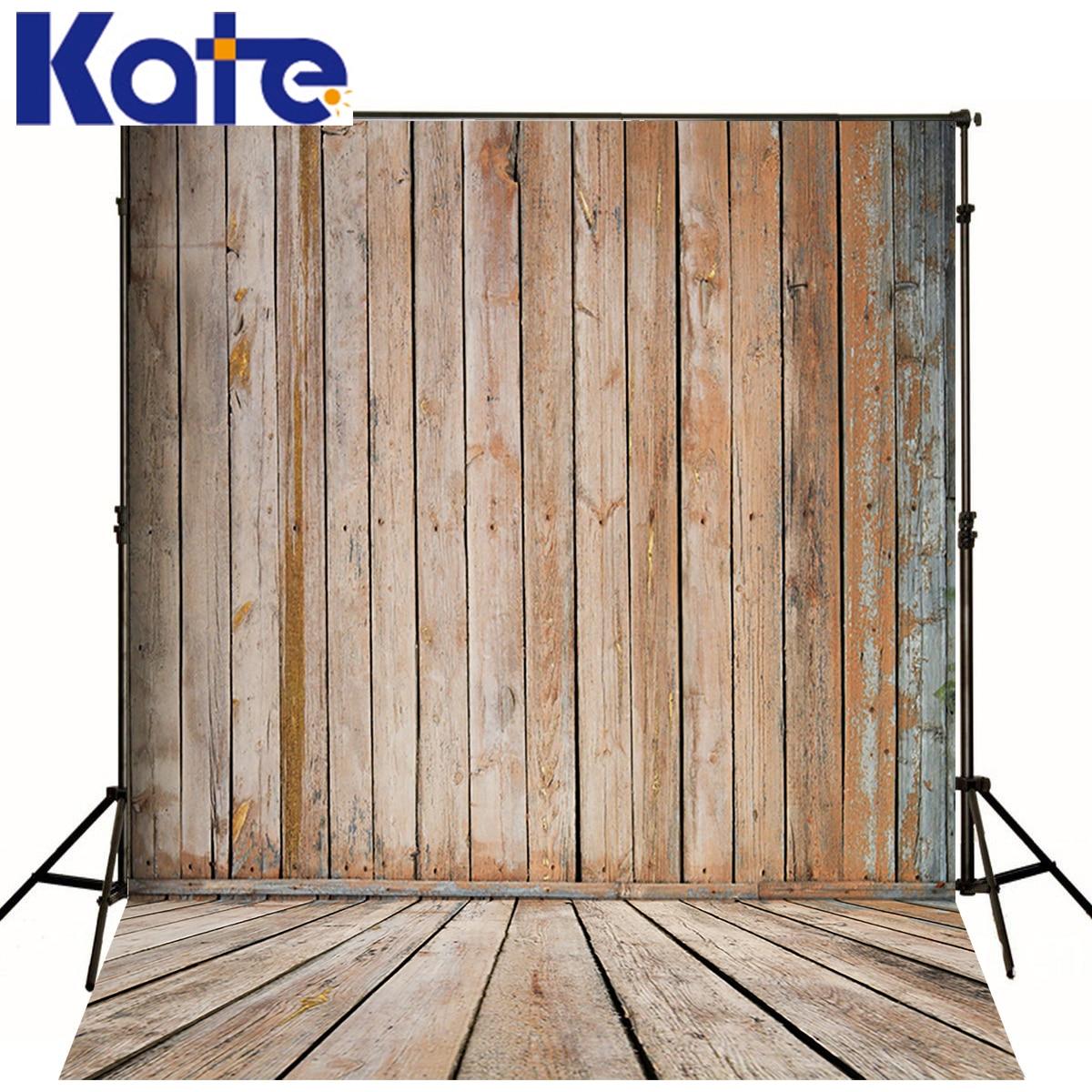 Kate Photo Backdrops Newborn Baby Yellow Wooden Wall Photography Backdrops Wood Texture Floor Backdrop For Photo Studio цена 2016