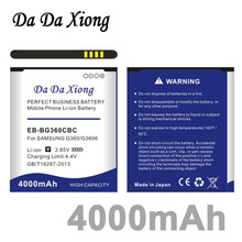 4000mAh EB-BG360BBE EB-BG360CBC Battery for Samsung Galaxy Core Prime G361 G3608  G3606  G3609/Galaxy J2 Win 2 Duos TV G360BT