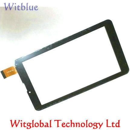 New 7 Inch Black Touch Screen Digitizer Glass Sensor Panel For BQ 7000 BQ 7054G BQ