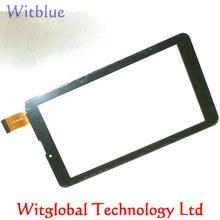 Nuevo Panel de 7 Pulgadas de Pantalla Táctil Negro Digitalizador Del Sensor de Cristal Para BQ 7000/BQ 7054G/BQ 7056G/BQ 7061G Envío Gratis