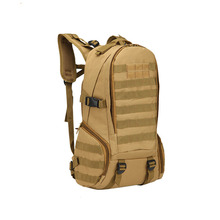 Mountaineering Bag 3P Backpack Professional Outdoor Products Sports Hiking Bag 35L Army Fans Color Tactical Backpack A4294
