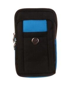"""Image 5 - FULAIKATE 7 """"العالمي حقيبة الهاتف ل Xiao mi mi Max2 حزام الخصر الحقيبة لسامسونج جالاكسي ميجا 6.3 الرياضة الكتف T3 جيب"""