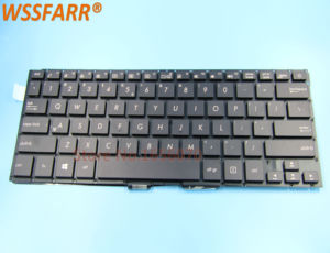 New Laptop Keyboard for Asus ZenBook UX310 UX310UA UX310UQ U4000 U4000U U4000UQ Series Black US Backlit(China)