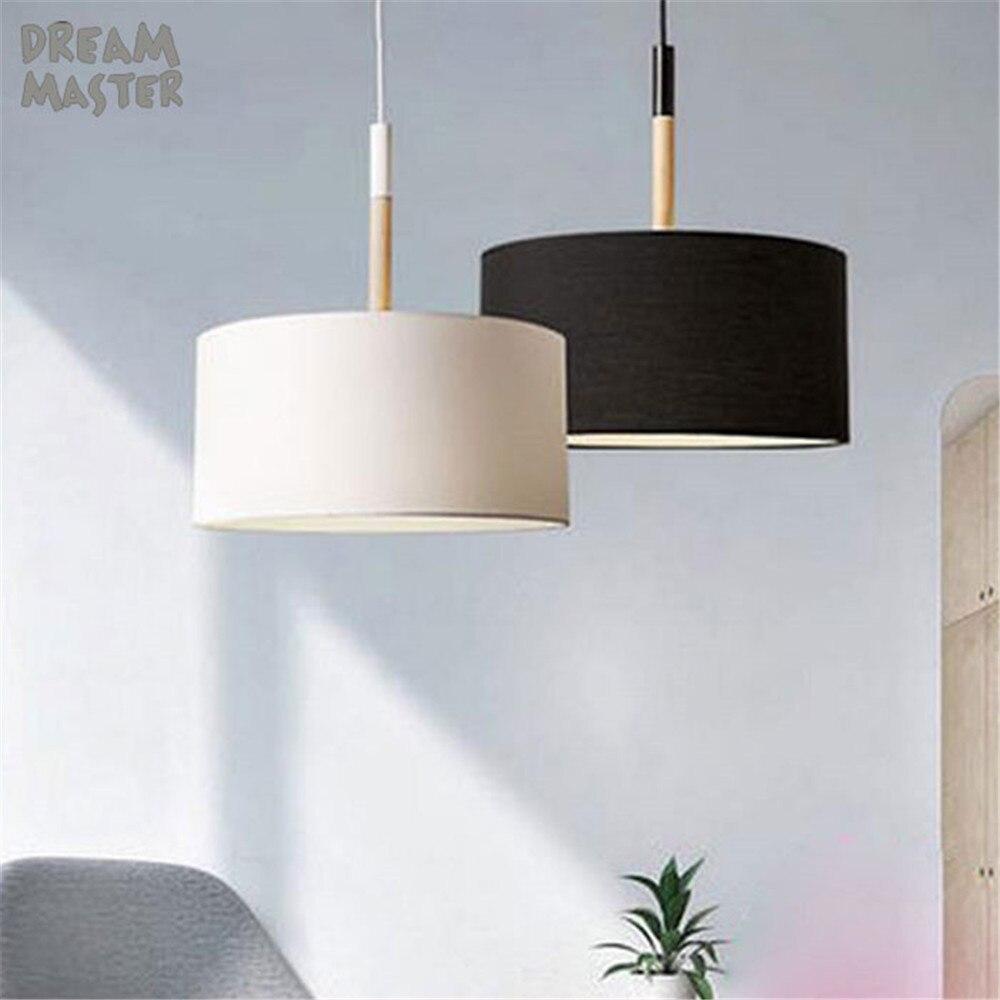 Modern Lustre Led Fabric Chandelier Lighting Ceiling Chandeliers Light Lamparas De Techo Hanglamp Suspension Luminaire Lampen