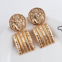 Fashionable, Atmospheric, Novelty, Euramerican Ear Drops, Retro Nails, Womens Earrings Jewelry