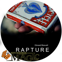 2012 NEW RAPTURE Close Up Card Magic Trick Wholesale
