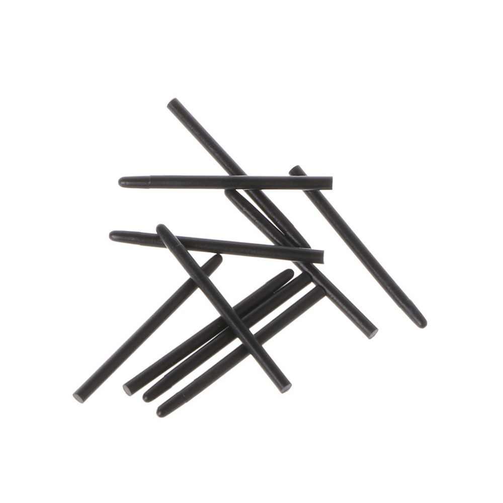 10 個のグラフィック描画パッド標準ペン先ワコム用描画ペンホット販売 2018 エレクトロニクス株ドロップシップ