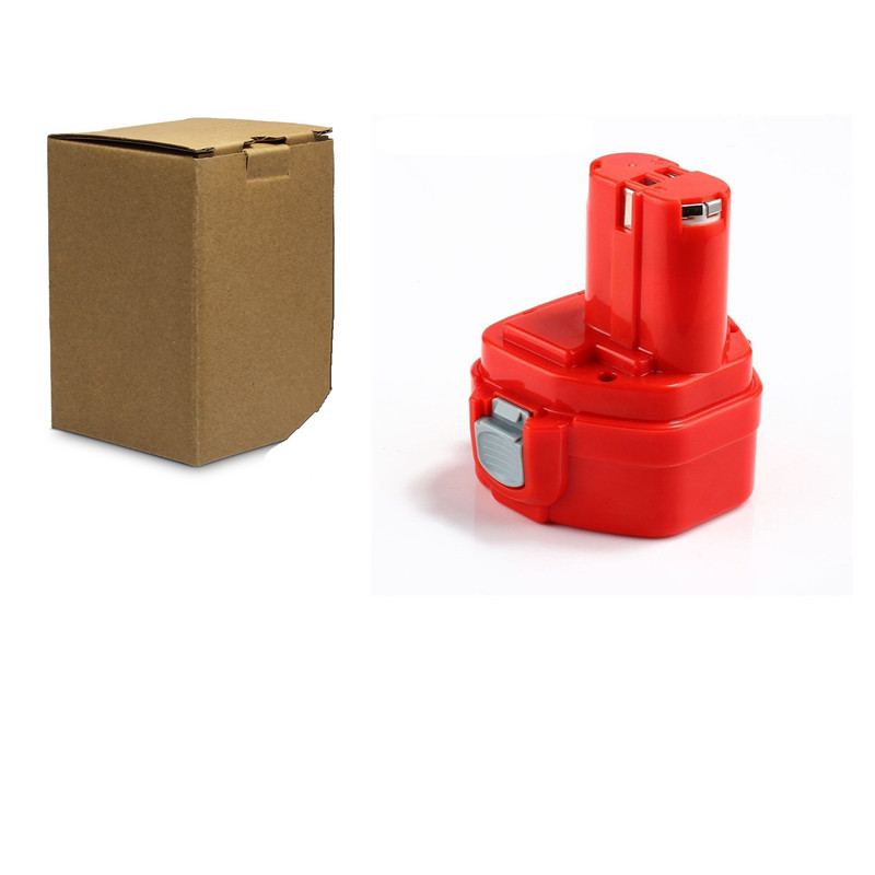 12V PA12 3000mAh Ni MH For Makita Rechargeable Battery Replacement Power Tools Battery for Makita 1220