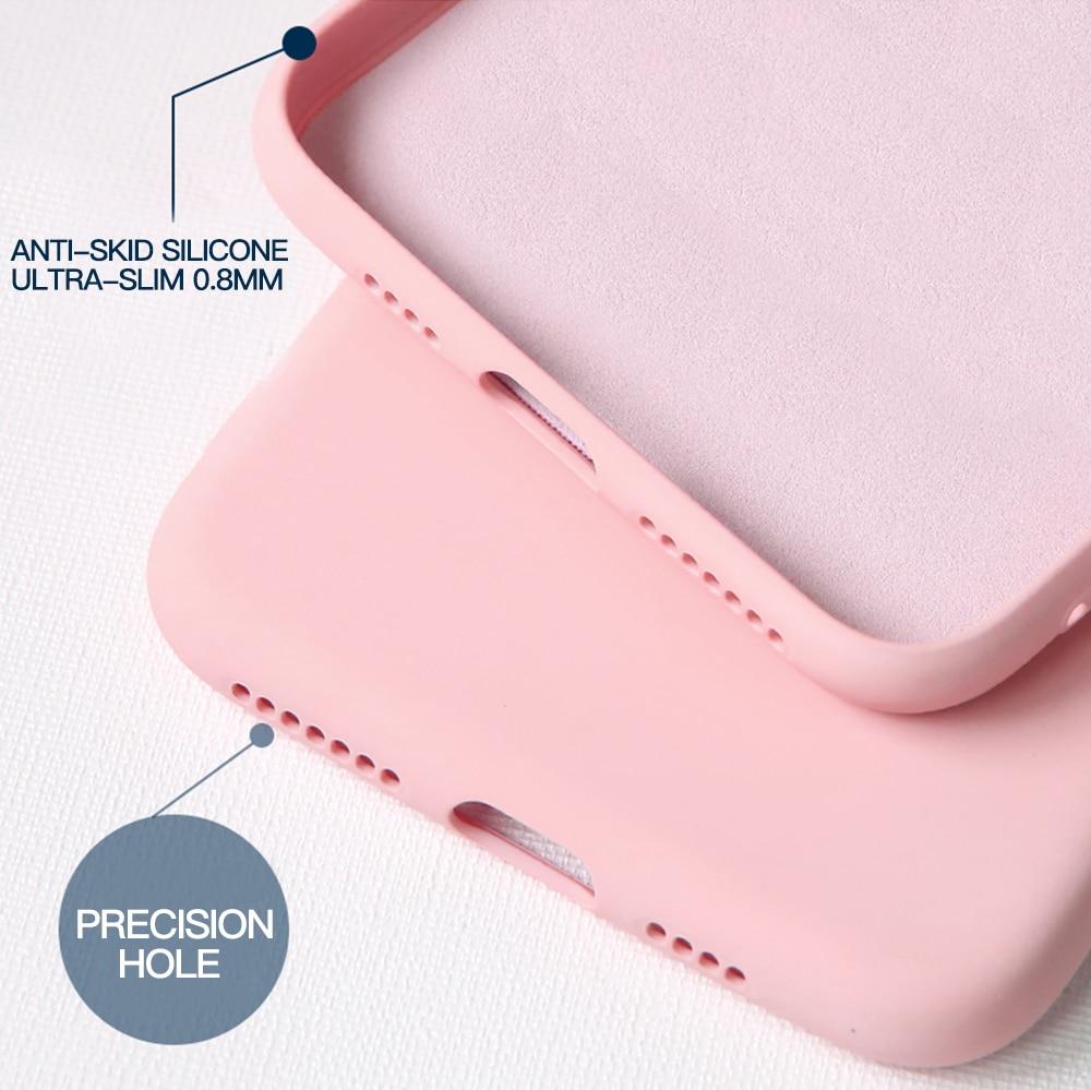 liquid silicone iphone 11 pro case