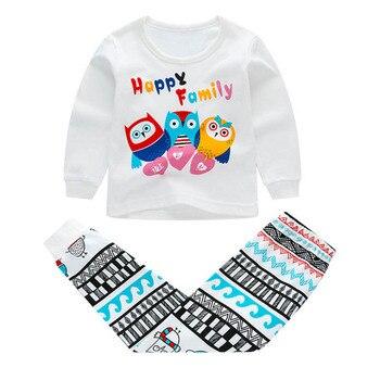 2f7b29b41 Pijamas de moda para niños, pijamas para niños, pijamas de dibujos  animados, pijamas de algodón para niñas