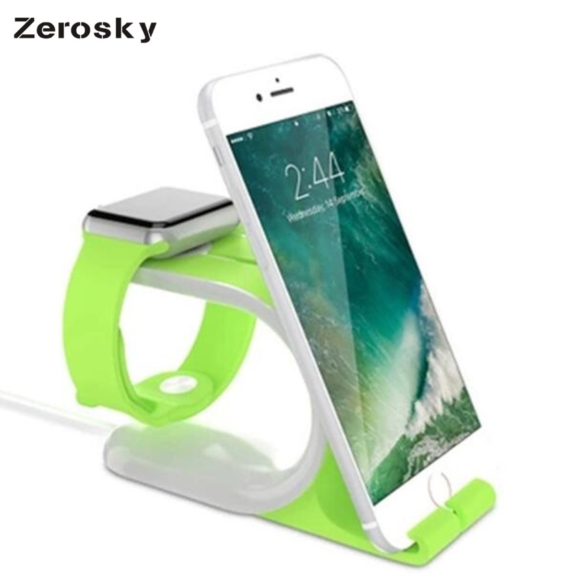 Zerosky For Apple Watch Charging Stand Mount Charge Dock for