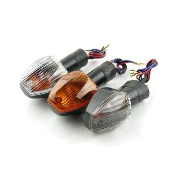 Clignotants de moto clignotants indicateurs pour Honda CBR600 F4i/F5 CBR1000 RR CBR600 CB900 Hornet 919 CB900 CB400 05-up CB1300