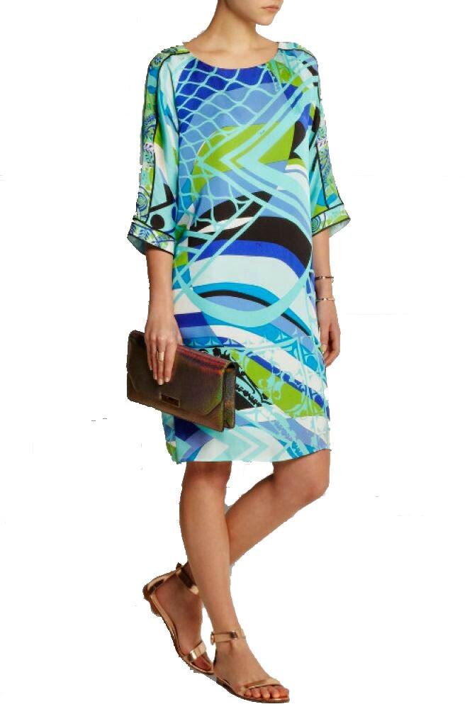 luxurious italian brands womens stunning print elegant 3