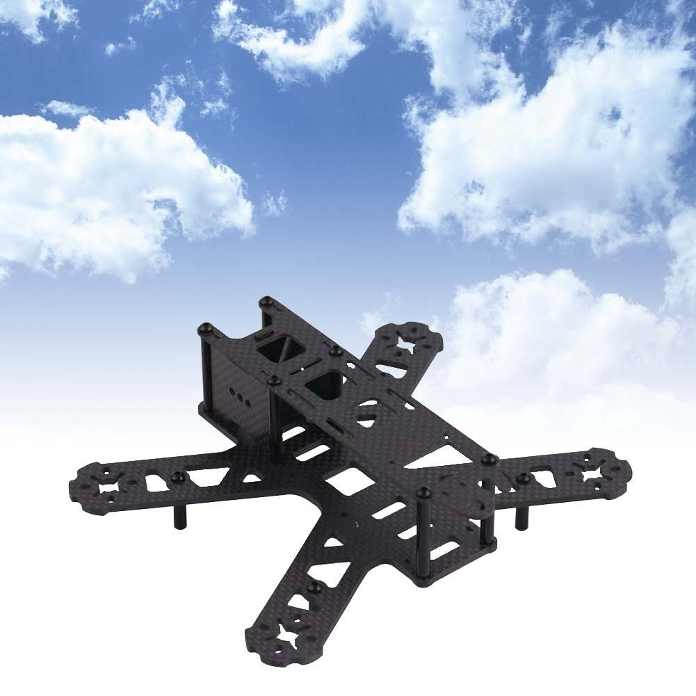 210 Diagonal Wheelbase Full Carbon Fiber Aircraft Frame Black Aluminum Column 250 quad frame qav quad A190 STA 250 mini 250 carbon fiber aircraft frame rtf kit with radiolink t6ehp e tx