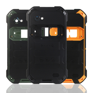 Image 3 - Alesser ため blackview BV6000 バッテリーカバーケースと放射フィルム交換保護 blackview ため BV6000