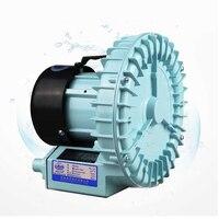 SUNSUN Whirlpool type aquarium air pump oxygen tank aquarium air compressor pond 220V compressor for aquarium fish co2 aquarium