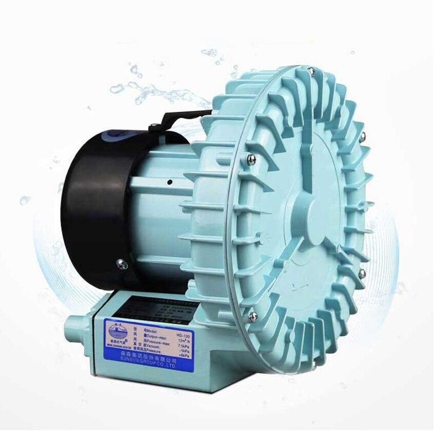 SUNSUN Whirlpool type aquarium pompe à air réservoir d'oxygène aquarium compresseur d'air étang 220 V compresseur pour aquarium poissons co2 aquarium