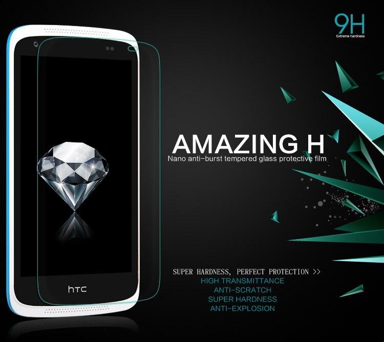 0.26mm 9 h premium szkło hartowane dla htc desire 320 516 510 526 610 616 628 630 820 825 530 826 Jeden M7 M8 M9 Mini M4 A9 S9 przypadku 2