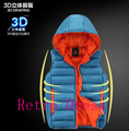 Boy Winter/Spring 2016 New Arrival Mens Womens Hooded Vest Cotton Down Jacket Fasion Waistcoat For Man Vests