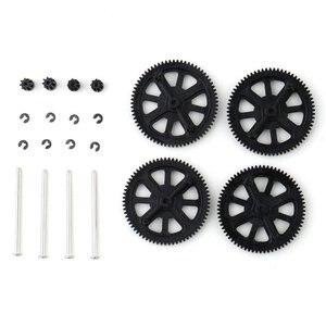 Motor Pinion Gear Gears+Shaft+