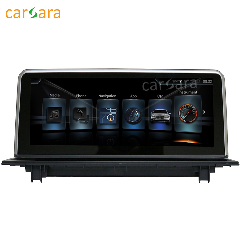 Carsara Android touch screen display for BMW X1 F48 2016 2017 10 25 GPS Navigation radio