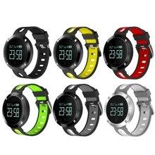 DM58 Смарт Браслет артериального давления IP68 Bluetooth Smart запястье сердечного ритма сна Спорт Фитнес активность часы браслет