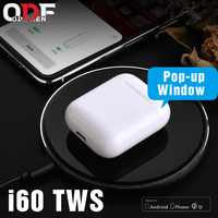 Original i13 TWS Wireless Bluetooth 5 0 earphones 3D Surround Sound Earbuds  pk i30 i12 tws i20 tws i60 i10 tws lk te9 te8