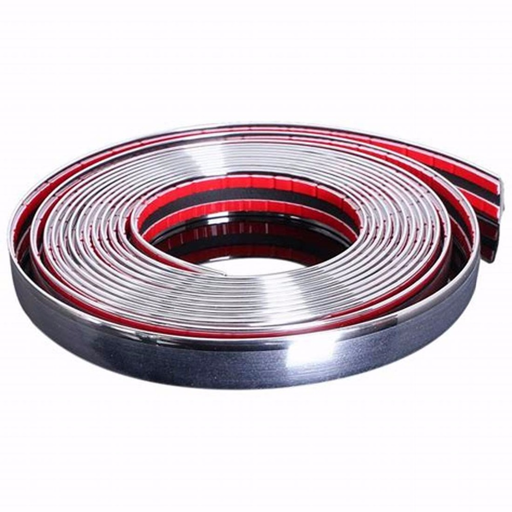Styling Car Striping 25mm x 15m Car-Styling Auto Trim Universal pentru Mazda CX5 Nissan X-Trail T32 tiguan 2018 Dacia Duster ...