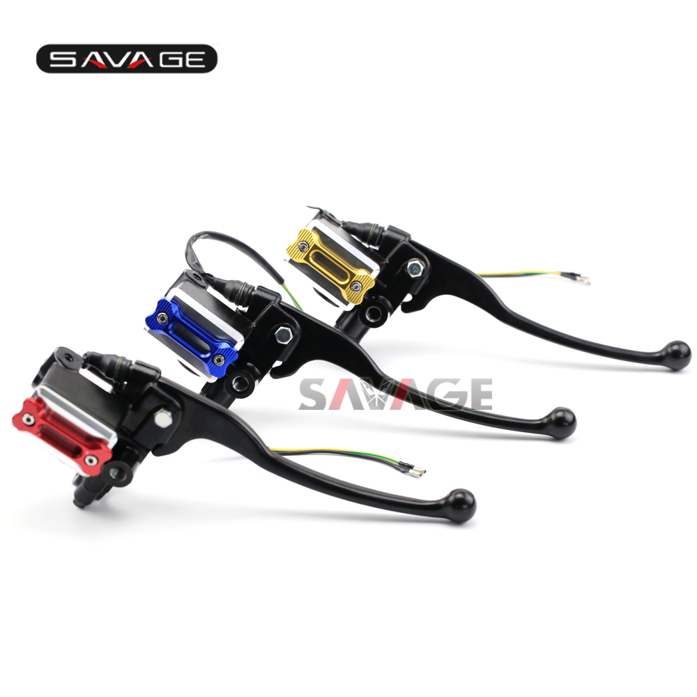 For Bajaj Pulsar 200 NS/RS/AS 200NS 200RS 200AS 2012-2016 Motorcycle Front Brake Master Cylinder Lever for bajaj pulsar 200 ns as rs 200ns 200rs 200as titanium balance shock front fork brace motorcycle accessories cnc aluminum