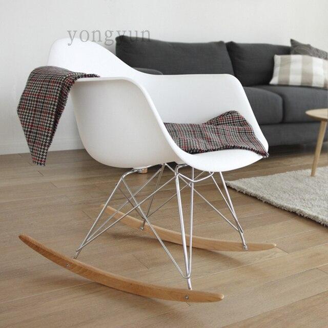 Vrijetijdsbesteding woonkamer meubels Plastic mode woonkamer stoel ...