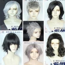 Cosplay Costume Wigs For Dante Nero Vitale V Vergil Lady Nico Nicoletta Goldstein  wig WOman Man Anime hair