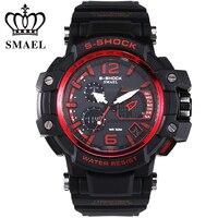 Hot Sale Relojes Hombre Fashion Super Diving 50 meters Waterproof Quartz Led Outside Sport Watches Men Reloj Army Hombre