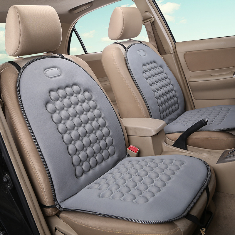 Massage Universal Car Seat Cover seat cushion Fit Most Cars with Tire Track Detail Car Styling Car Seat Protector