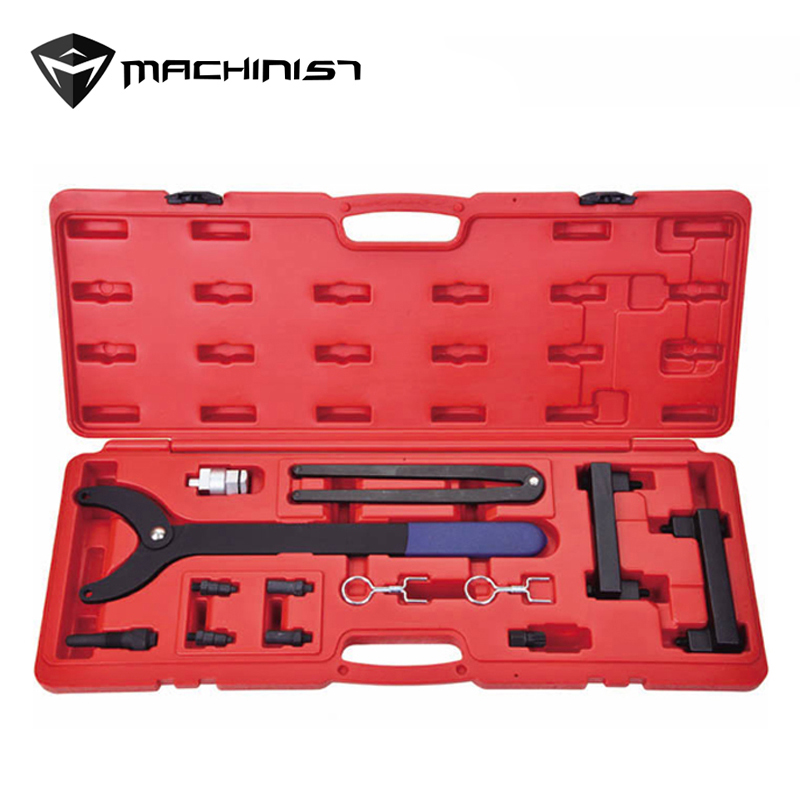 1set Auto Engine Timing Tools Set Kit For Volkswagen Audi V6 3.2fsi Dl-t0047a To Win A High Admiration And Is Widely Trusted At Home And Abroad. Car Repair Tools