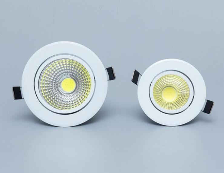 10x LEVOU Downlight Super Brilhante Recesso LED