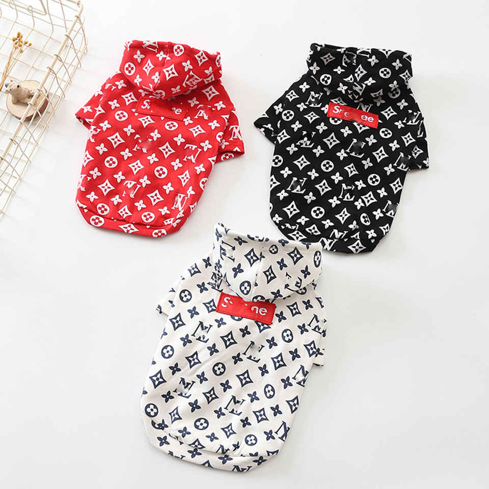 Pet Dog Chihuahua Clothes Kawaii Jackets Spring Autumn Ctue Puppy For Dog Coats Small Large Dogs Clothing Products Soft Cotton