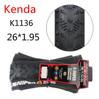 Kenda K1136 26*1.95 bicycle tire Off road mountain bike folding STOP PUNCTURE tyres 26 Bicycle Parts