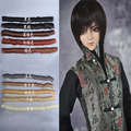 5cm*100cm Doll wigs/hair short DIY fringe hair/wigs brown black khaki color hair for 1/3 1/4 1/6 BJD SD doll