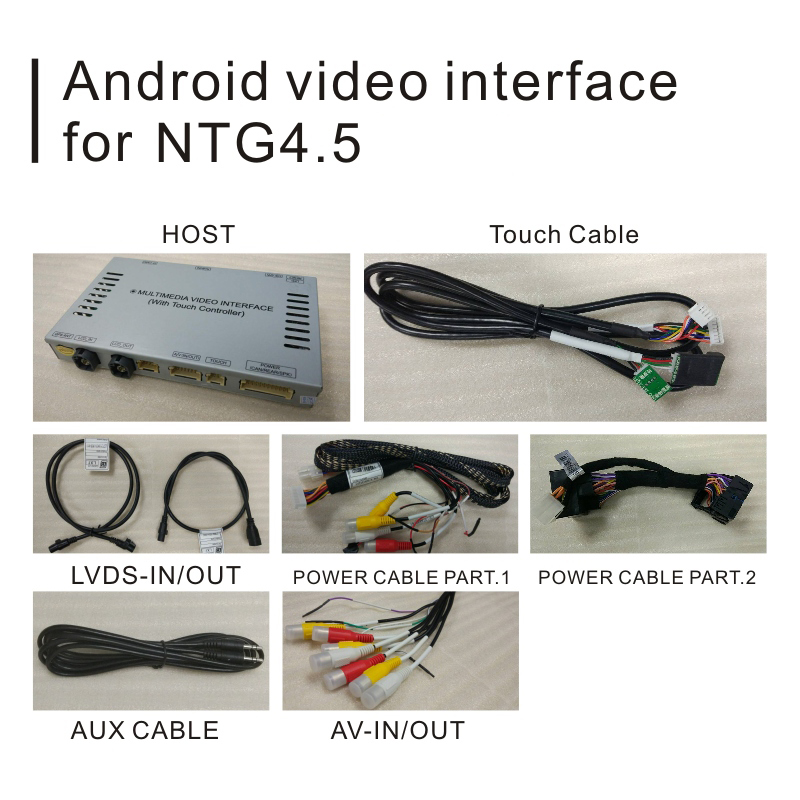 Buy Cheap Discount Android 6 0 GPS navigation box video interface