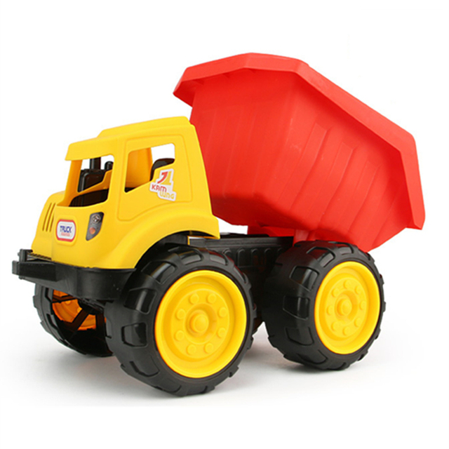 3 style beach car truck model toy toddler toys bulldozer car dump truck excavator for children