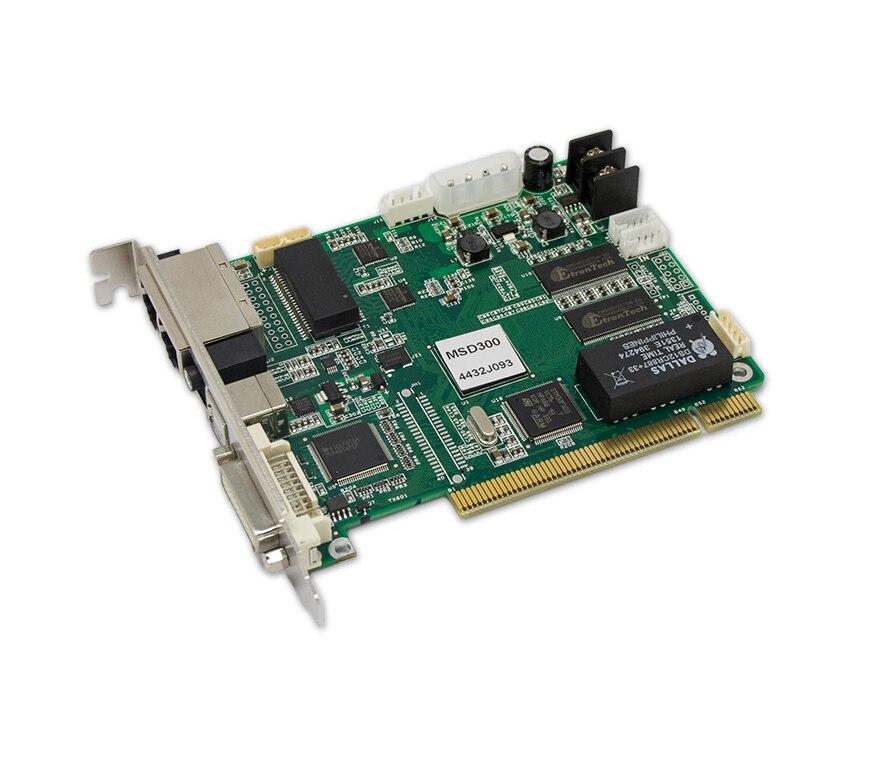 Novastar MSD300 écran vidéo LED carte d'envoi couleur mur vidéo LED synchrone Nova Msd300 carte d'envoi - 6