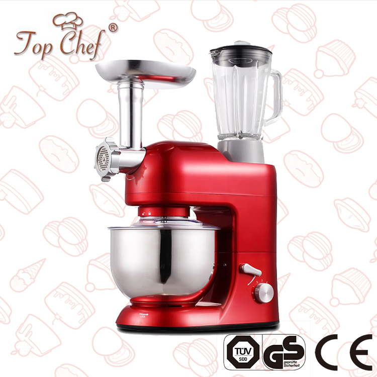 Free Shipping 5 Liters High Speed Electric Stainless Steel