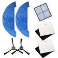 Набор деталей боковые щетки МПС губки Замена для ilife V80/V8S чистящие инструменты начальный эффект сети полезные